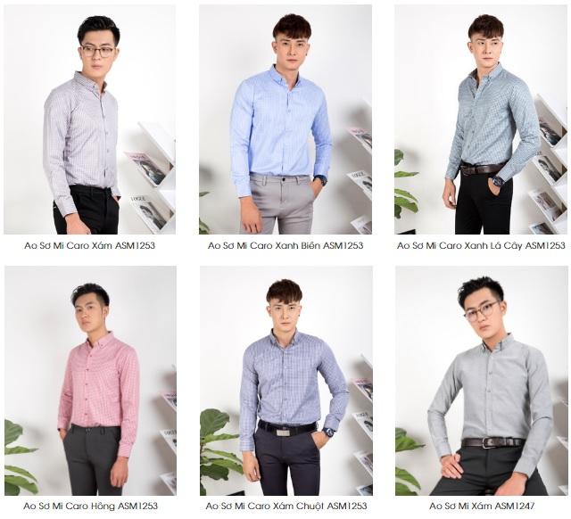 Top 5 shop bán áo sơ mi nam đẹp chất tại thủ đức - 1