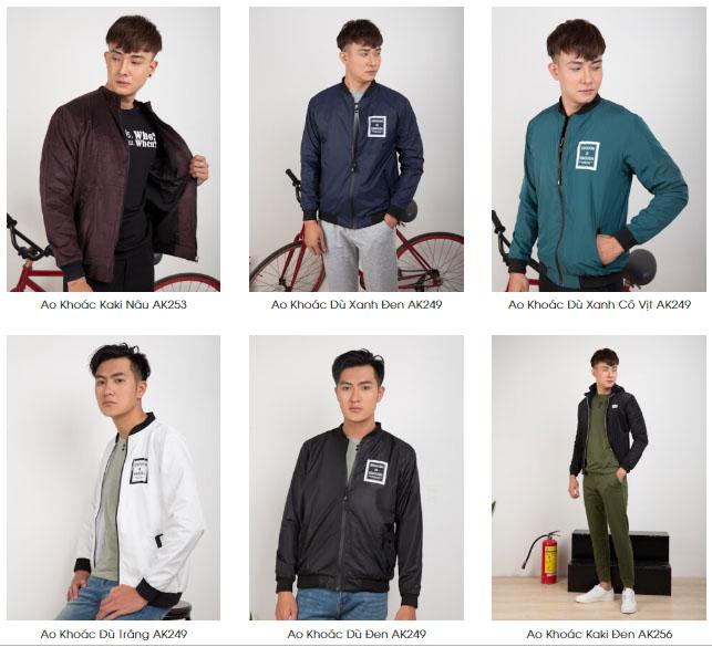 Top 7 cửa hàng bán áo khoác nam giá rẻ đẹp nhất tại tphcm - 1