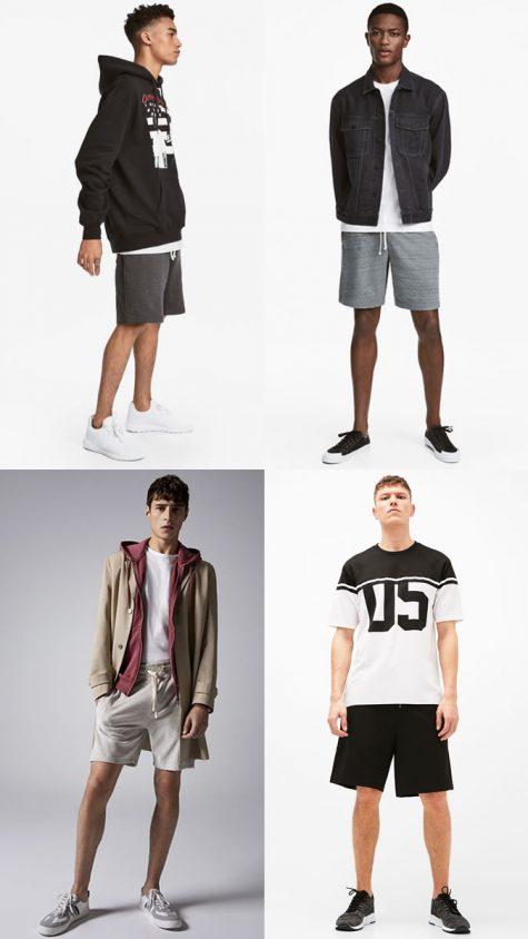 Tham khảo cách chọn giày đi cùng từng loại quần short nam - 2