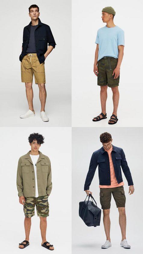 Tham khảo cách chọn giày đi cùng từng loại quần short nam - 5