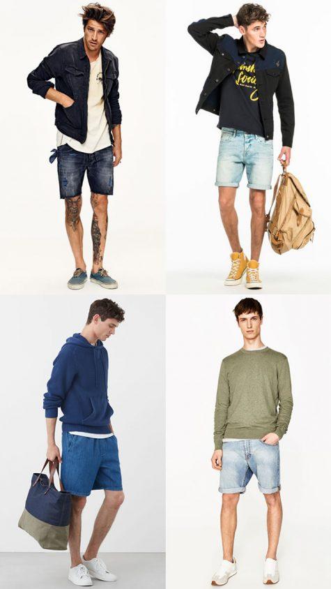 Tham khảo cách chọn giày đi cùng từng loại quần short nam - 3