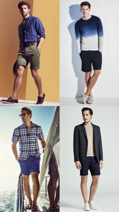 Tham khảo cách chọn giày đi cùng từng loại quần short nam - 4