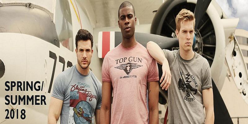 Top những mẫu áo thun các bạn nam nên có trong tủ đồ - 4