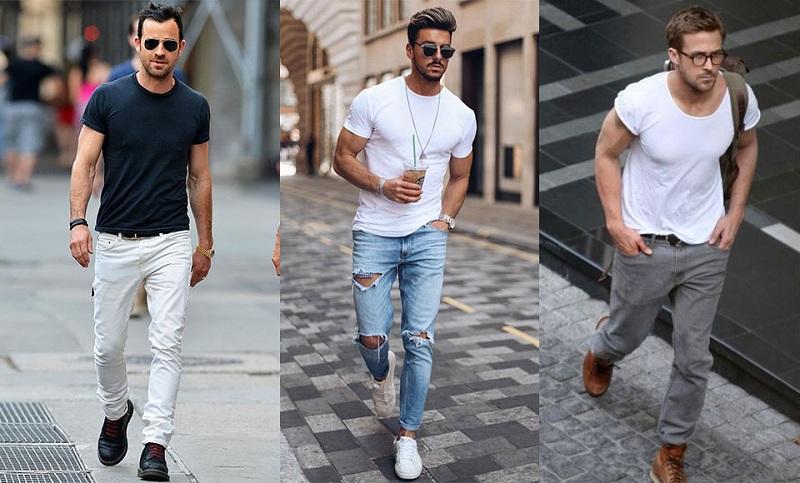Top những mẫu áo thun các bạn nam nên có trong tủ đồ - 1