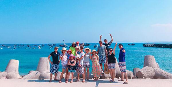 Tour du lịch cù lao xanh tự túc - 16