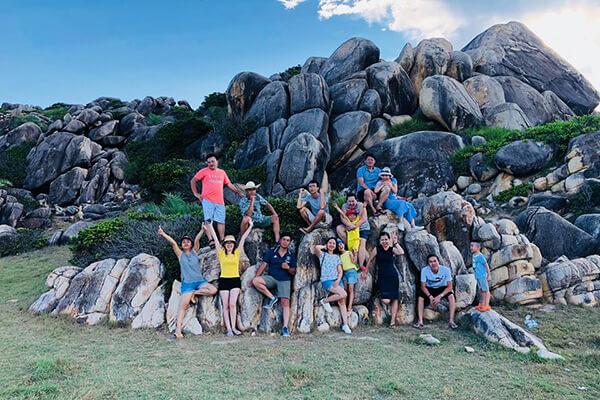 Tour du lịch cù lao xanh tự túc - 18