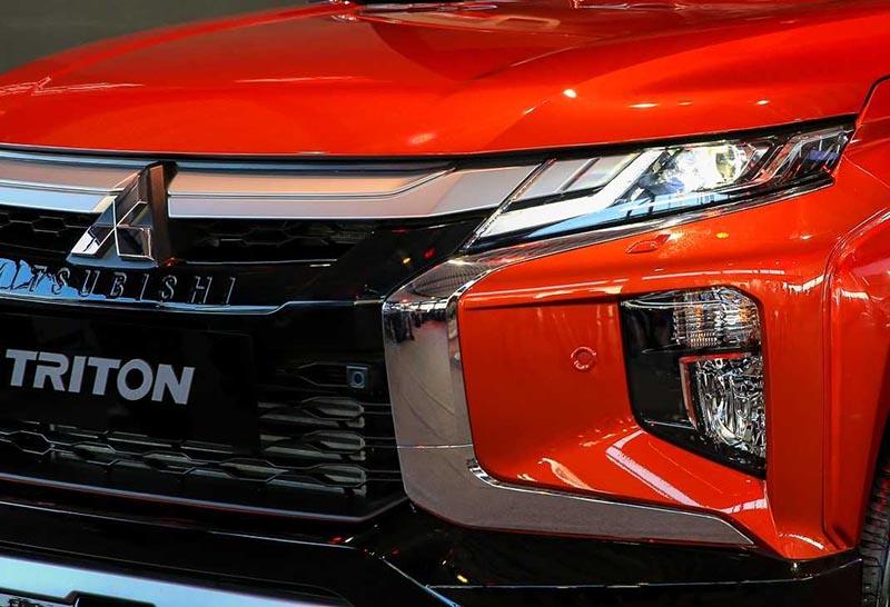Mitsubishi triton - oto mitsubishi bán tải - 4
