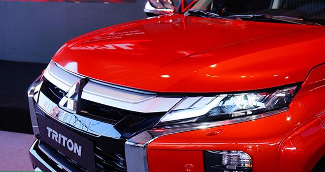 Mitsubishi triton - oto mitsubishi bán tải - 3