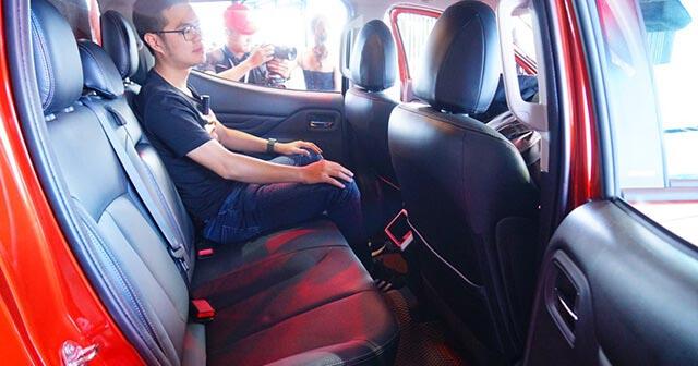 Mitsubishi triton - oto mitsubishi bán tải - 10