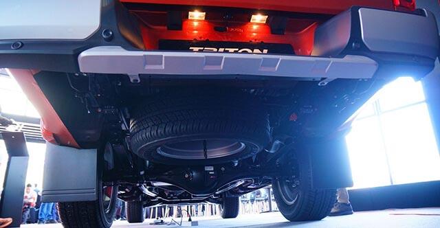 Mitsubishi triton - oto mitsubishi bán tải - 15