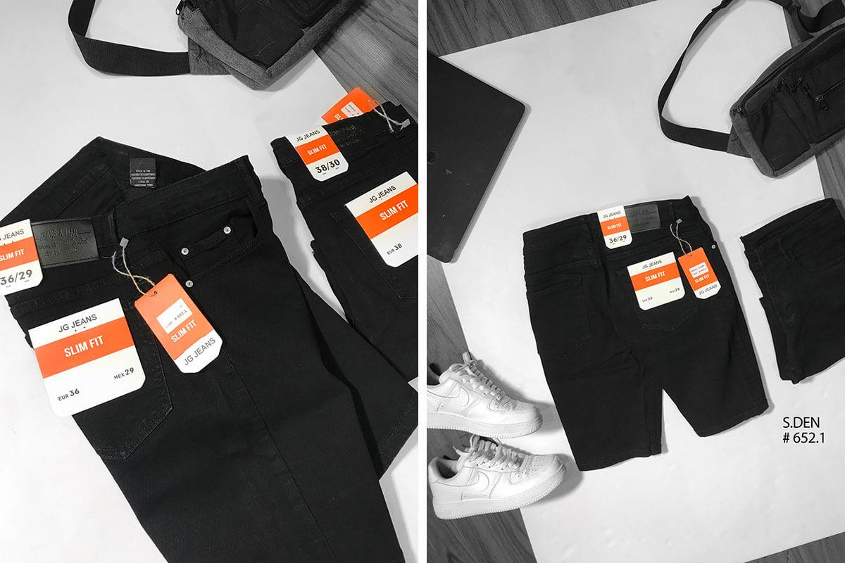 Bán sỉ quần jean nam cao cấp nguồn hàng quần jean giá sỉ - 5