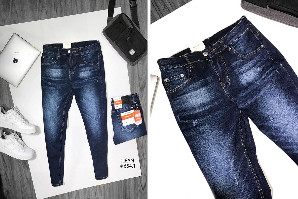 Tư vấn dòng hàng jean thương hiệu cho shop - 1